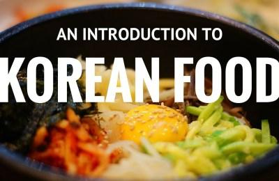 Food From Korea