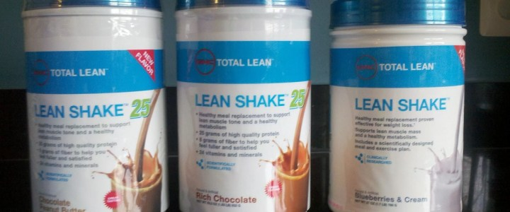 Best alternatives to GNC lean Shake