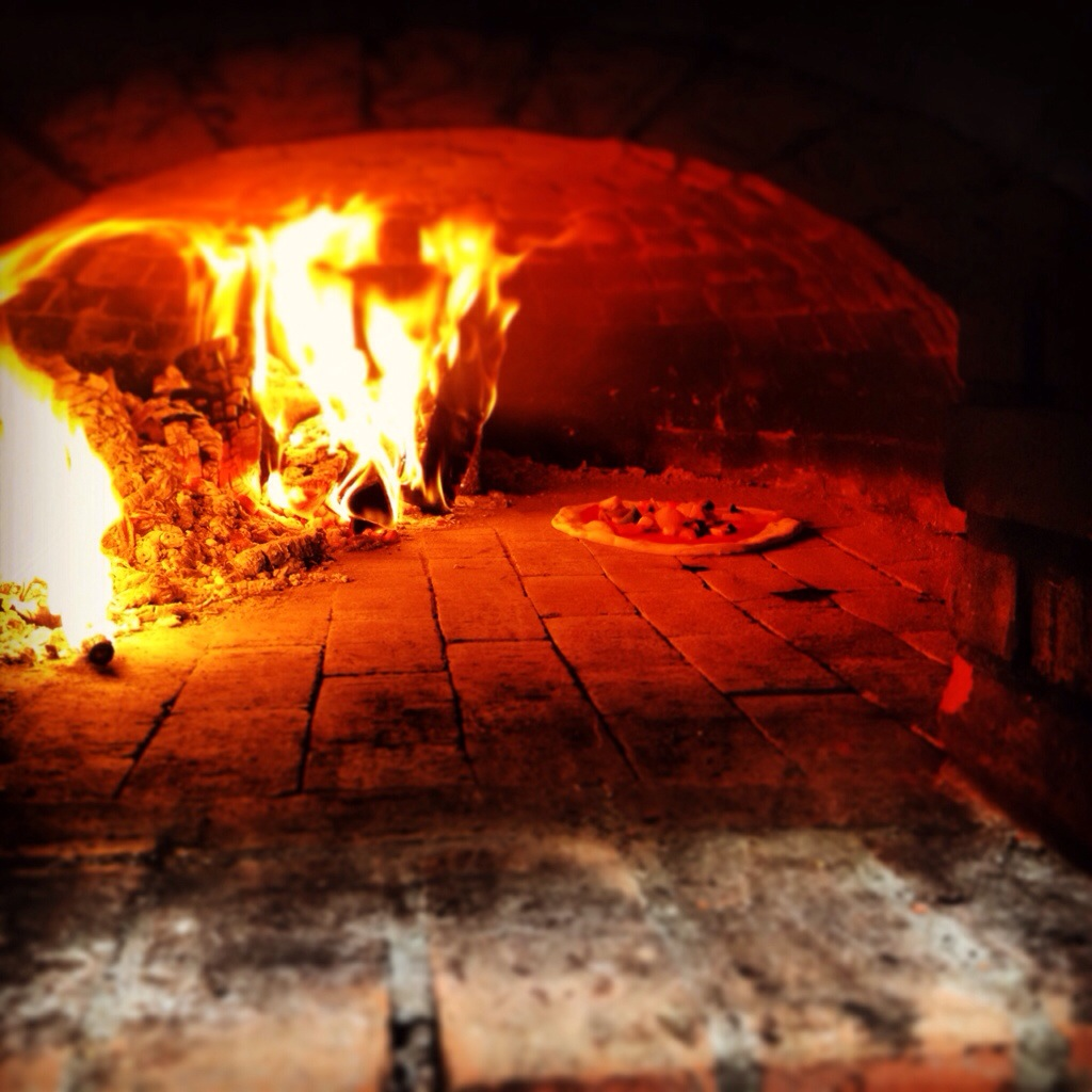 The real Neapolitan pizza