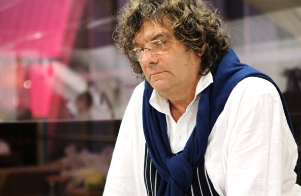 Fulvio Pierangelini (Photo courtesy of www.gazzettagastronomica.it)