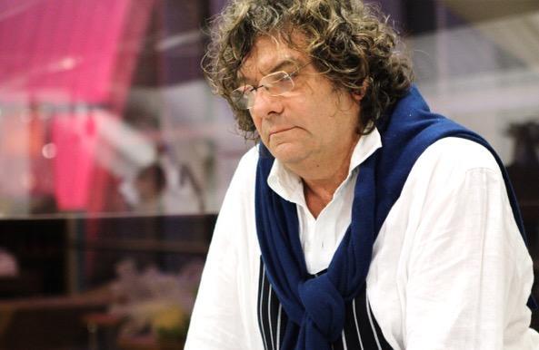Fulvio Pierangelini (Photo courtesy of www.gazzettagastronomica.it)