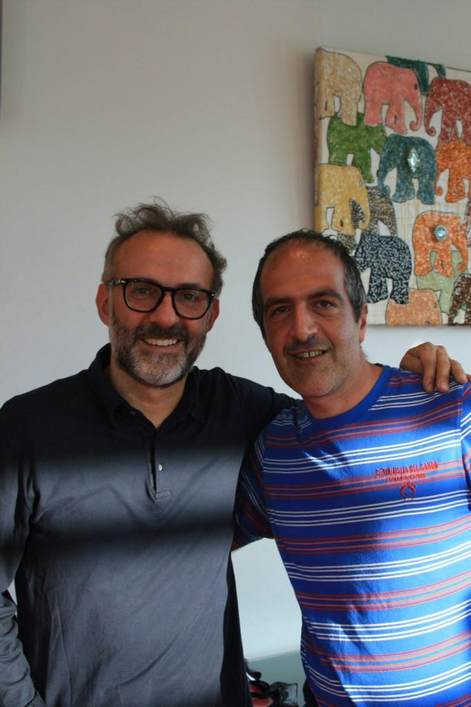 A review of Massimo Bottura's great book Never Trust a Skinny Italian Chef