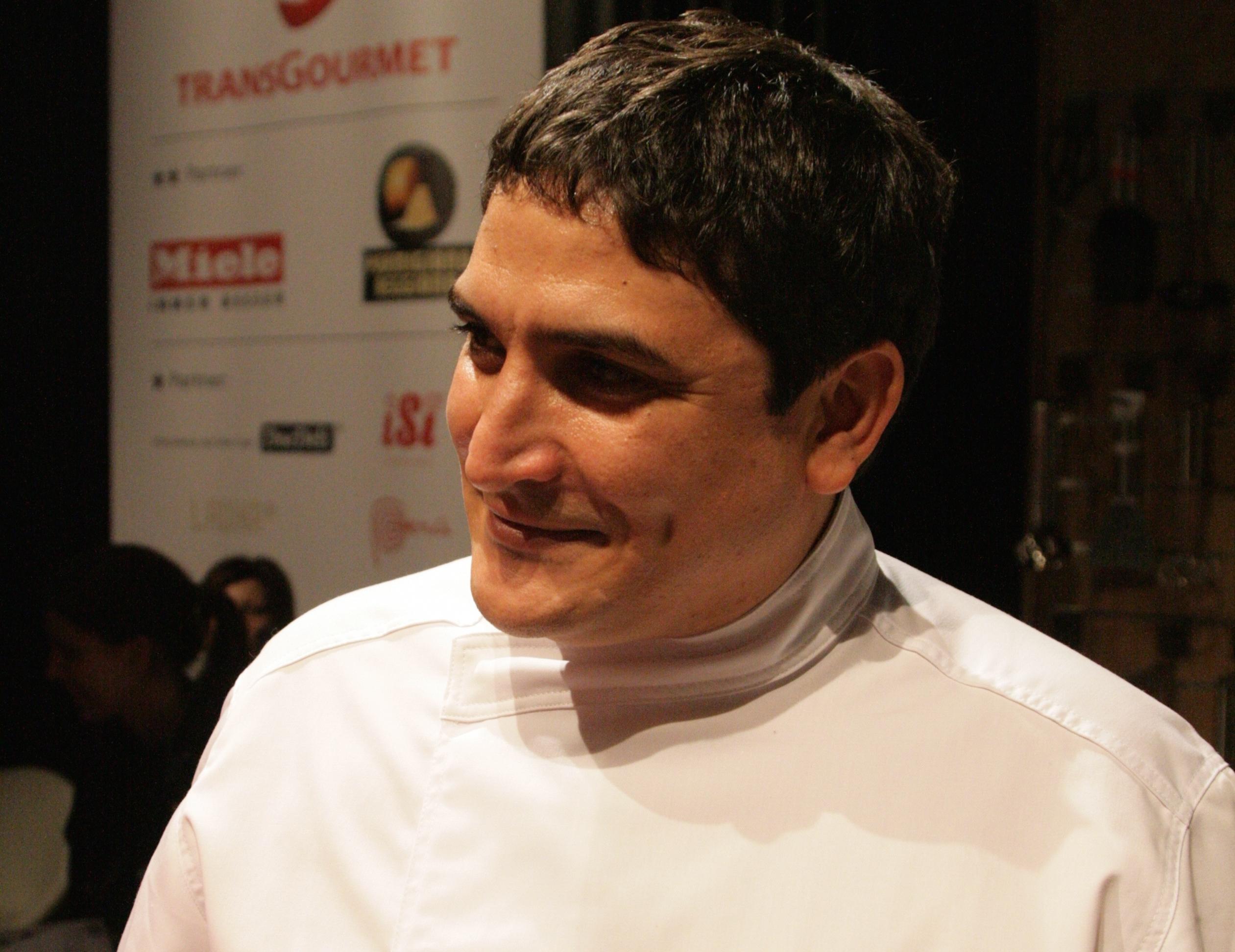 Mauro Colagreco (Mirazur) Showcases Three Great Dishes Using Collagen