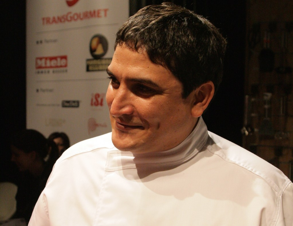 Interview with Mauro Colagreco (Mirazur): Finding good produce will become a luxury