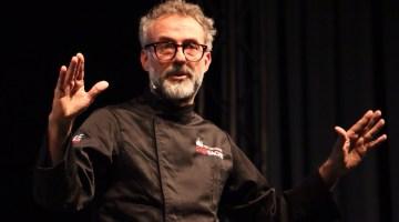 Honorary degree for Massimo Bottura in Bologna