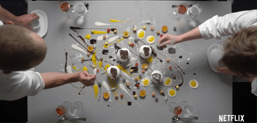 Chef's table trailer released: It's not about food, it's about something more