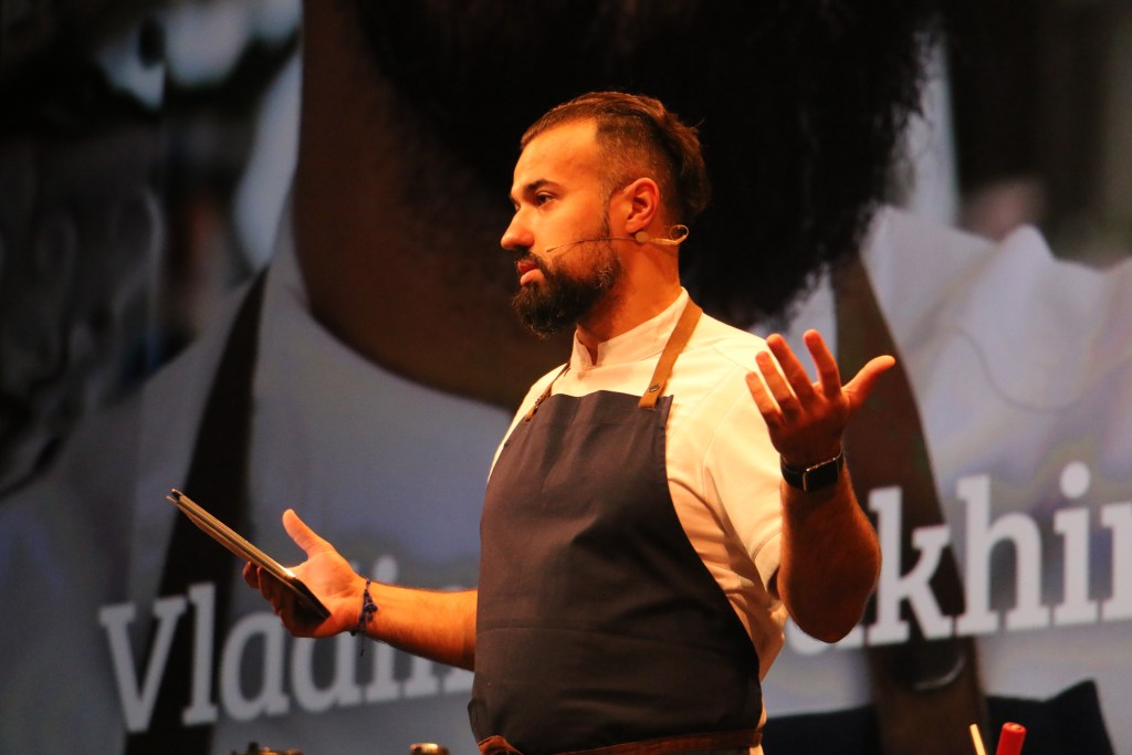 Vladimir Mukhin (White Rabbit): The future of gastronomy is glocalisation