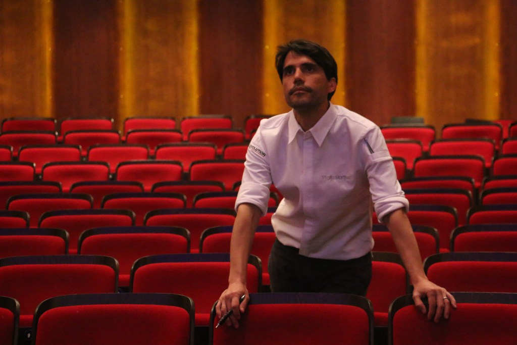 Virgilio Martinez (Central): 'I find inspiration by listening. We need to listen more'