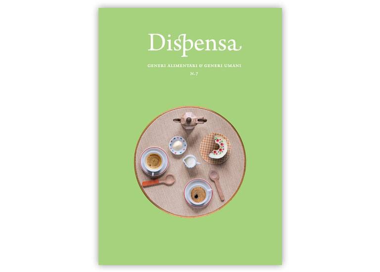 Seventh edition of Dispensa published