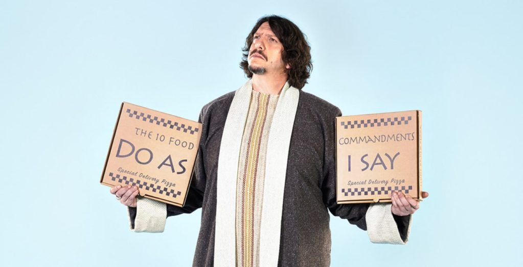 28 and a half minutes trying to uncover the secrets of Jay Rayner