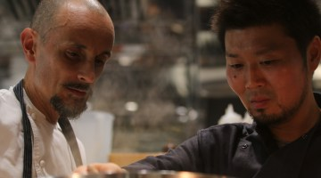 Tokyo meets Alba in unique four hands dinner between Enrico Crippa and Zaiyu Hasegawa at Piazza Duomo