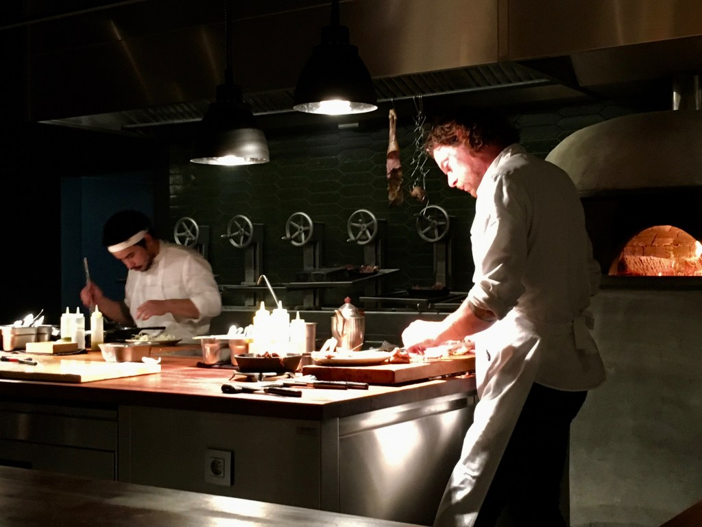 Chambre Séparée: where cooking is like theatre and eating is like attending a performance by Kobe Desramaults