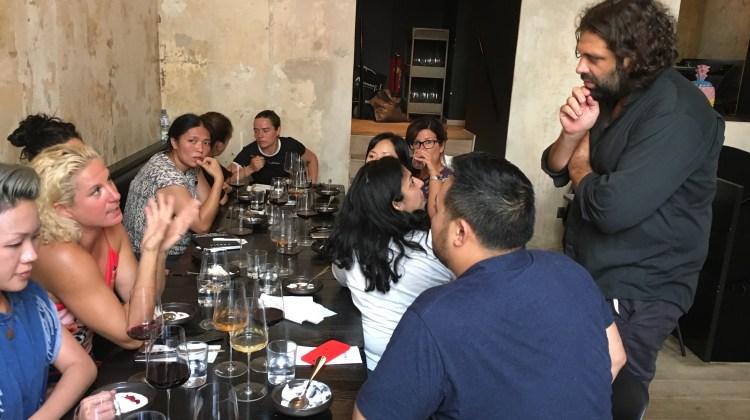 GELINAZ! event in Austria starts with lunch at Konstantin Filippou