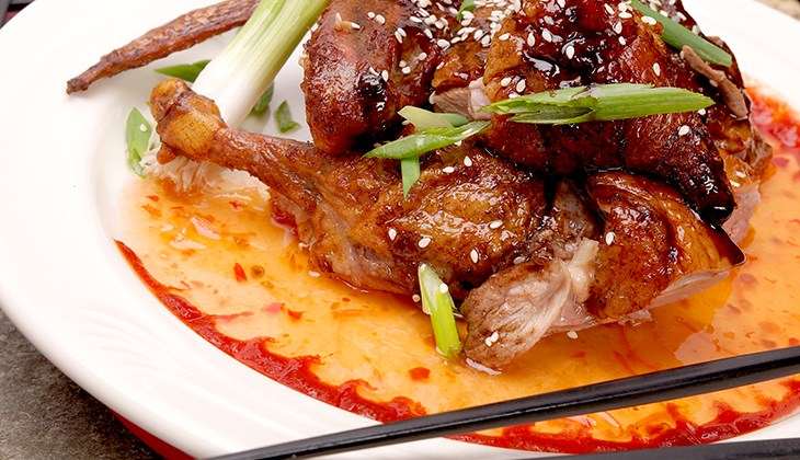 Recipe: How to make braised duck with taro