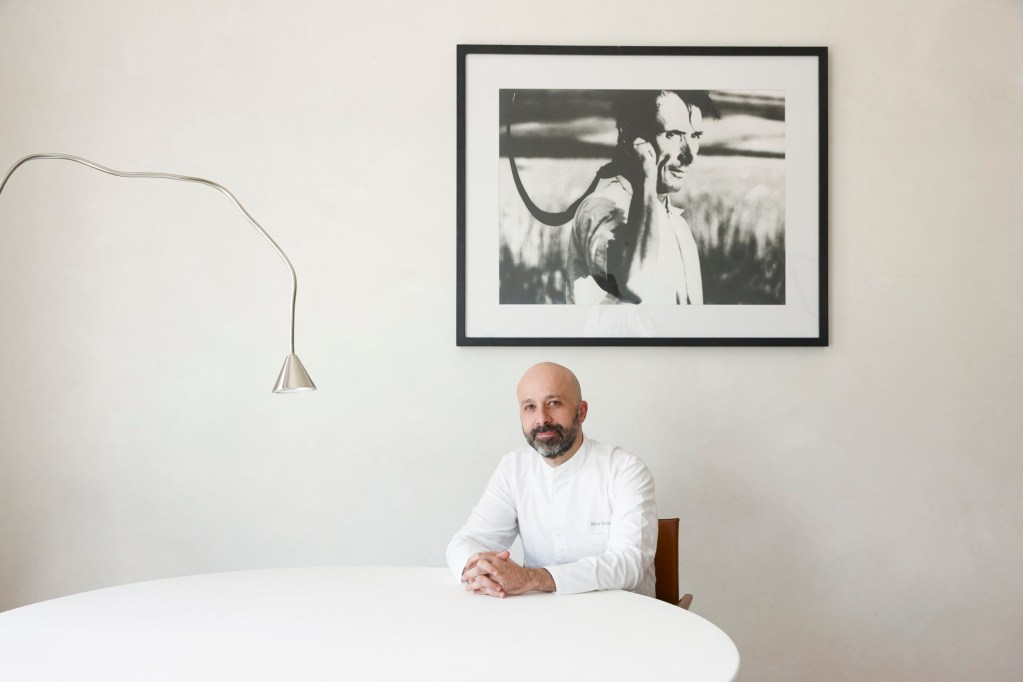 Niko Romito to cook at David Kinch's Manresa for 15 year anniversary