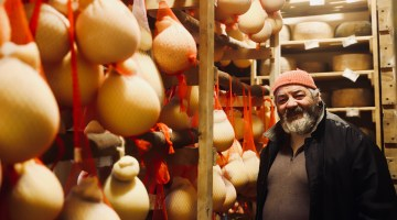 Gregorio Rotolo: The radical cheese maker of Scanno, Abruzzo