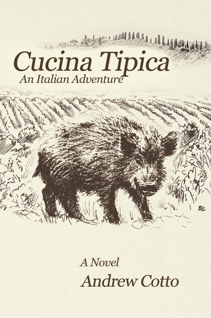 418484bc25 Cucina Tipica: An Italian Adventure is the story of Jacoby Pines, a  disheartened American who arrives in Italy on holiday, and decides he never  wants to ...