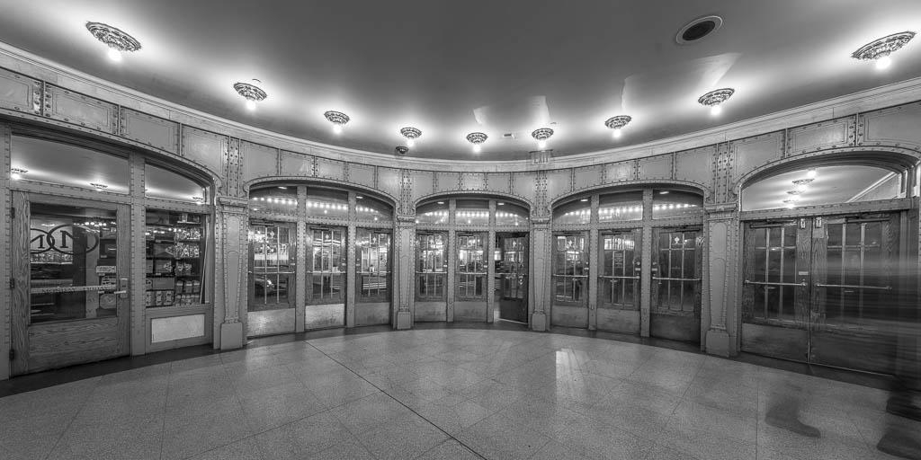 Seiteneingang zur Grand Central Station