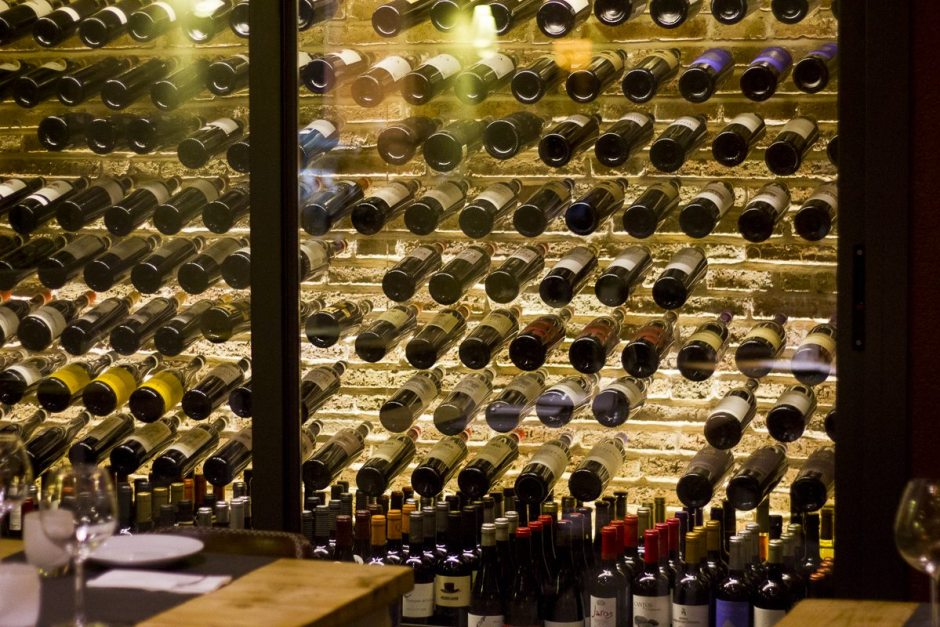 Wine list Llamber