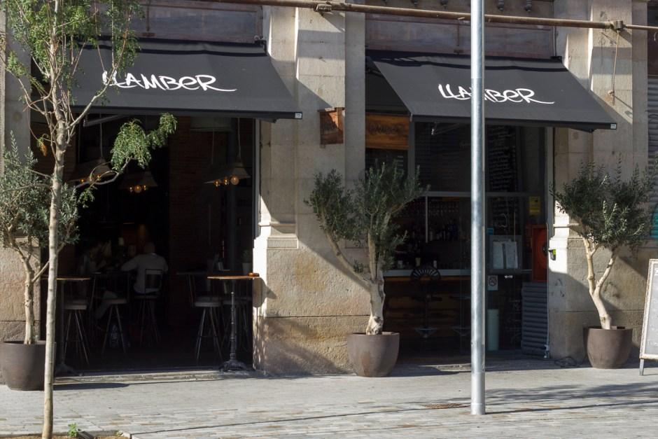 Llamber restaurant Barcelona