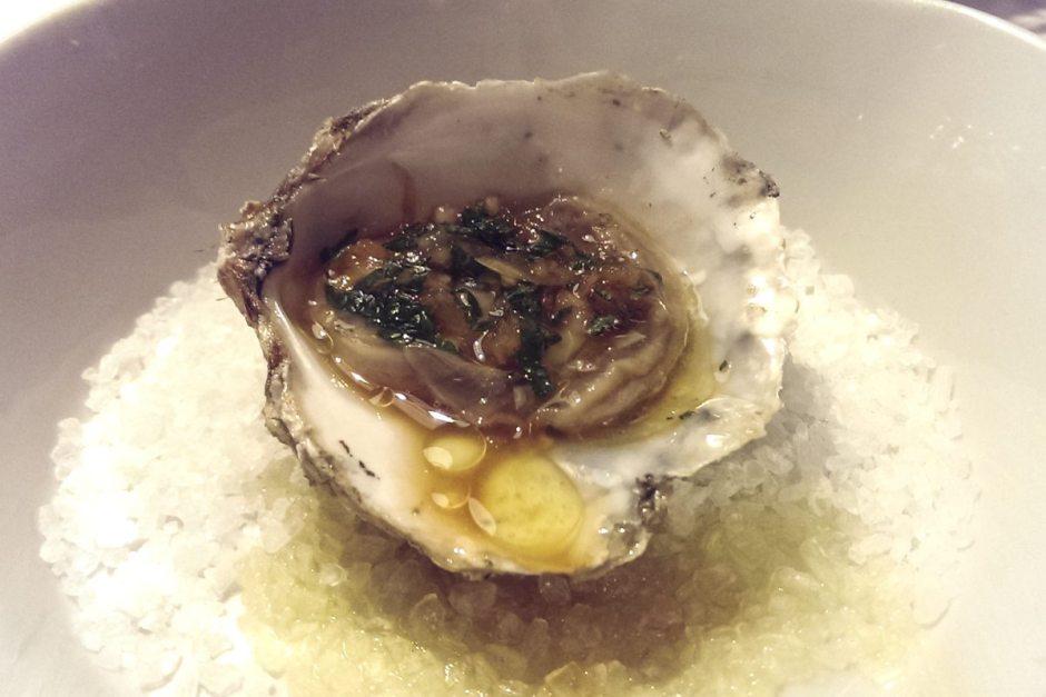 Igueldo oyster