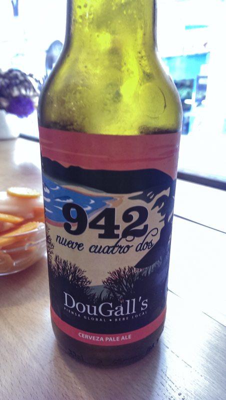 Dougall's 942 Pale Ale