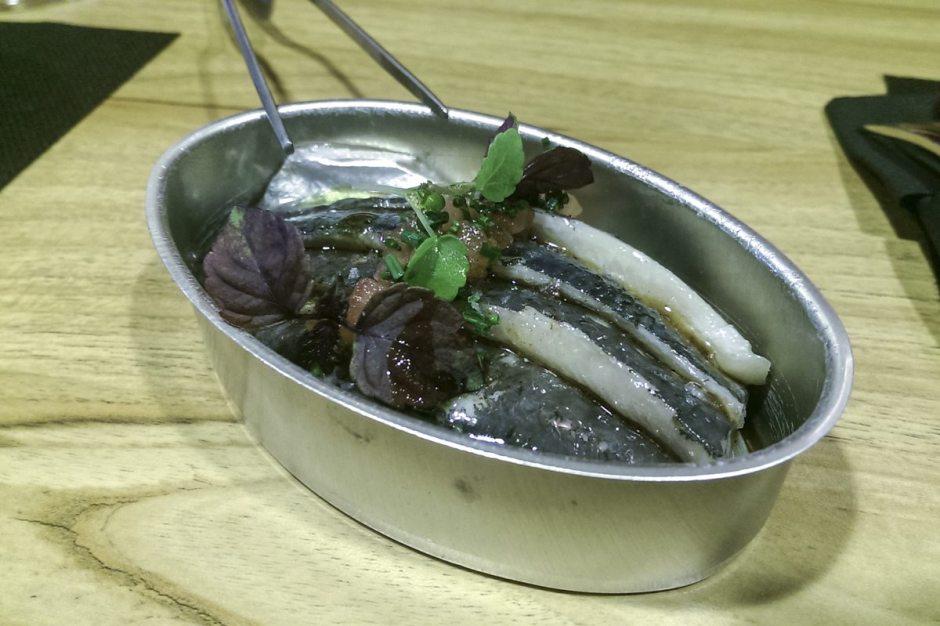 Bardeni sardines