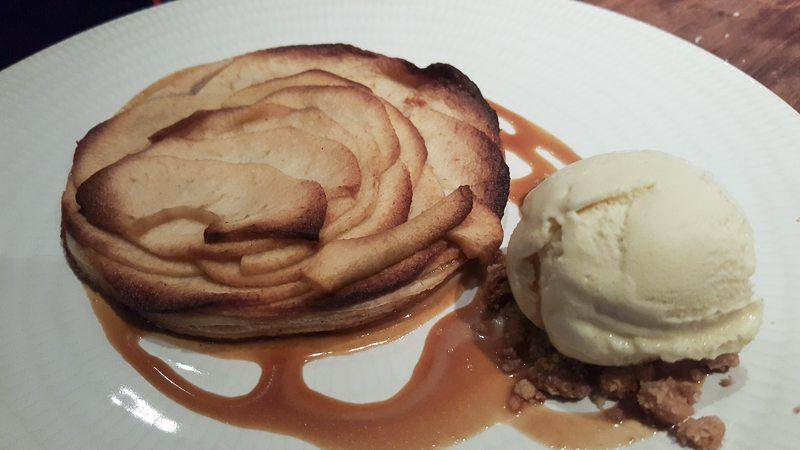 tarta de manzana Bestial