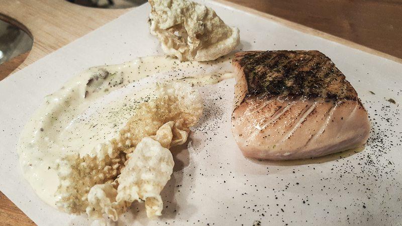 Salmon Le Bouchon