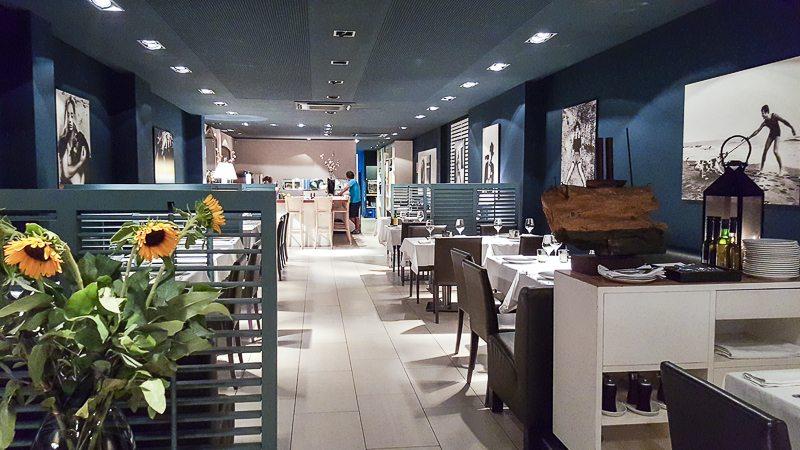 Blau BCN interior