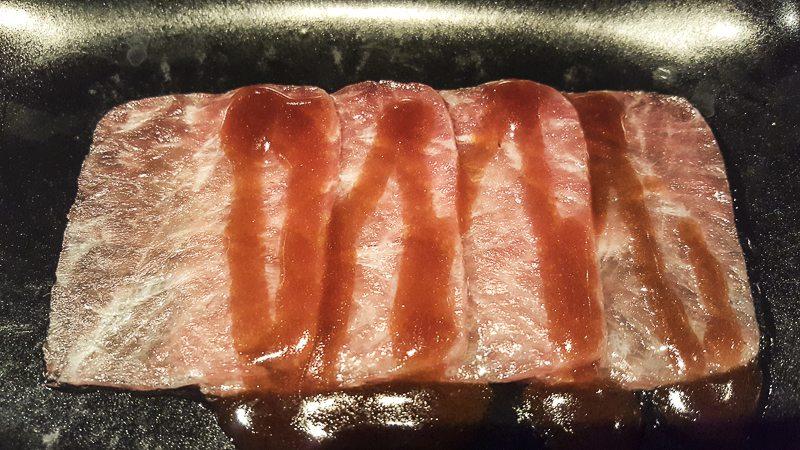 Tuna belly Blau BCN