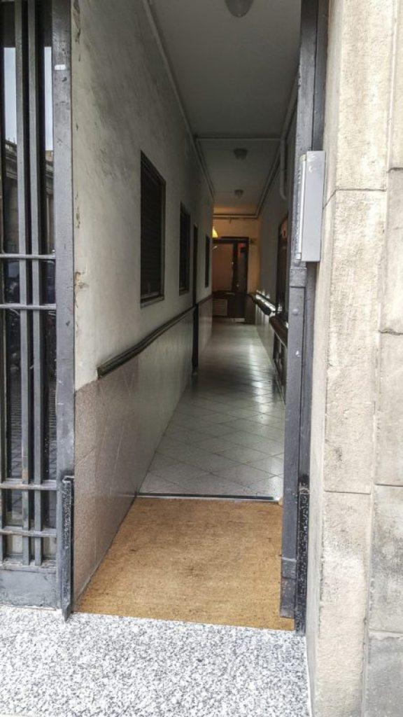 Passadis del Pep door