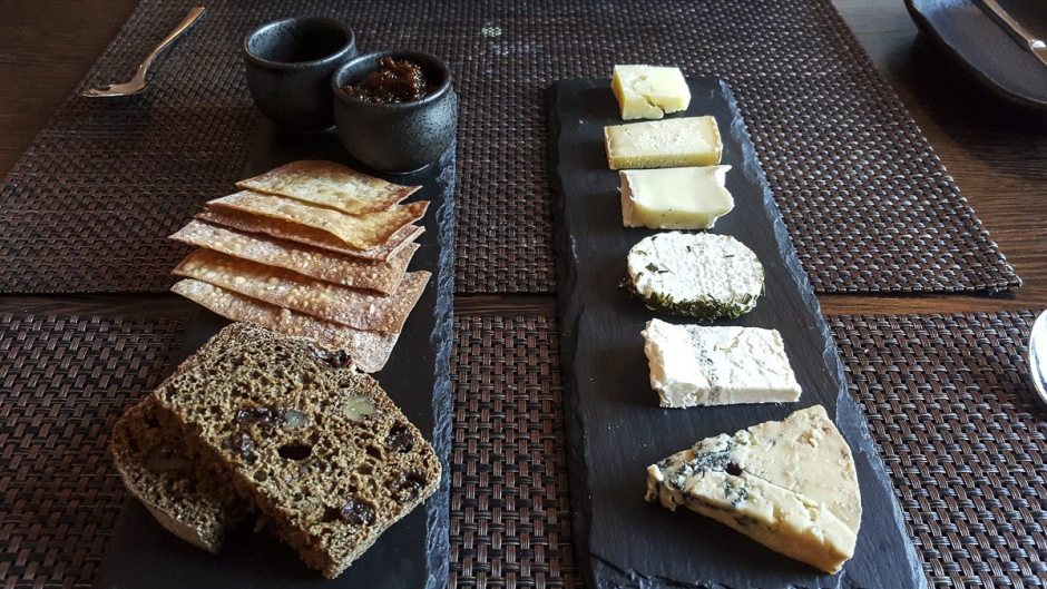 House of Tides cheeses