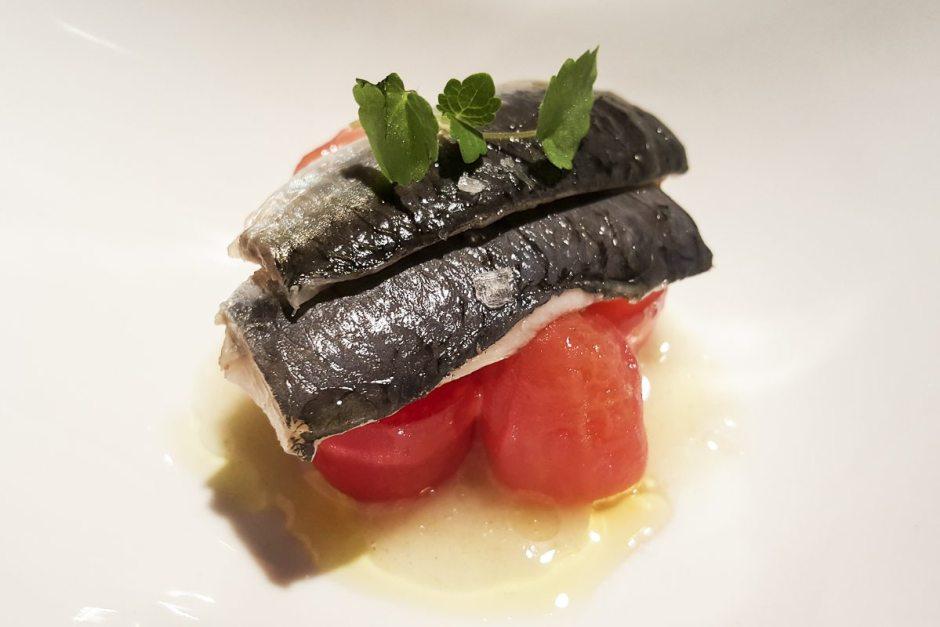 Marinated sardines Caldeni