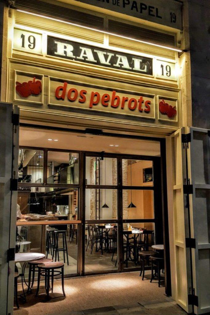 Dos Pebrots, Raval, Barcelona