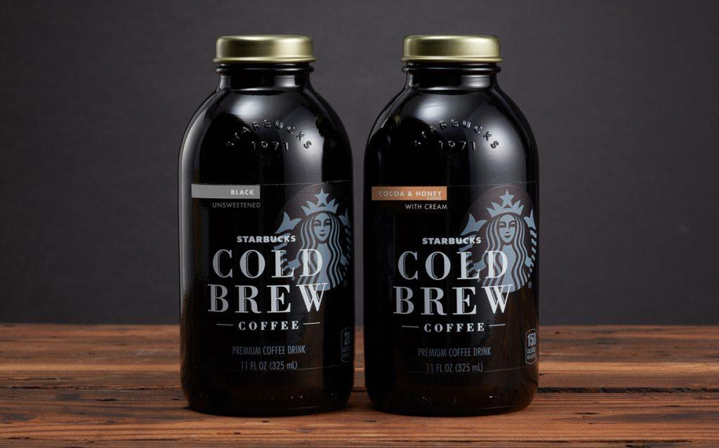 Starbucks Launches Ready To Drink Coffee Products In US
