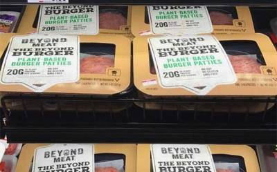 Beyond Meat plans to go public with $100m public offering - FoodBev Media