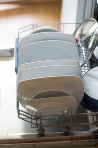 Po 33minutách a vypitej káve je umývanie hotové