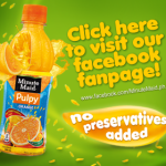 Minute Maid's Pulpy Goodness