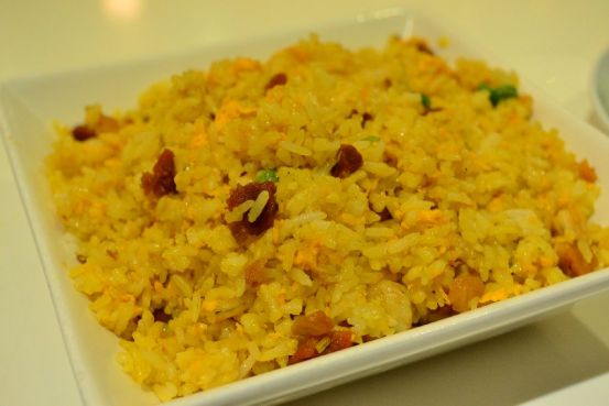 Mandarin Tea Garden - Yang Chow Fried Rice