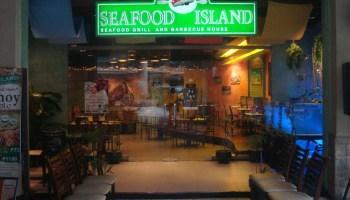 Blackbeard's Seafood Island - Abreeza Mall