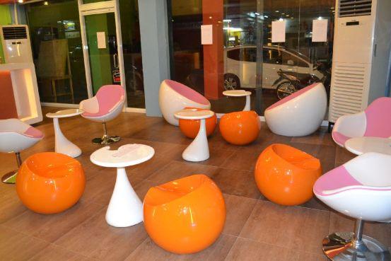SenCha Fresh Tea Sensations - Interiors