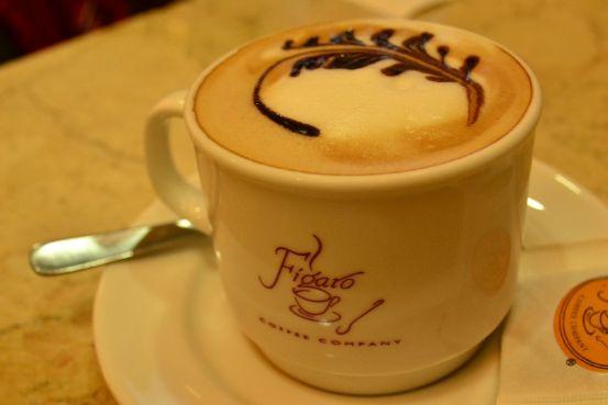 Figaro Coffee Cappuccino - 3