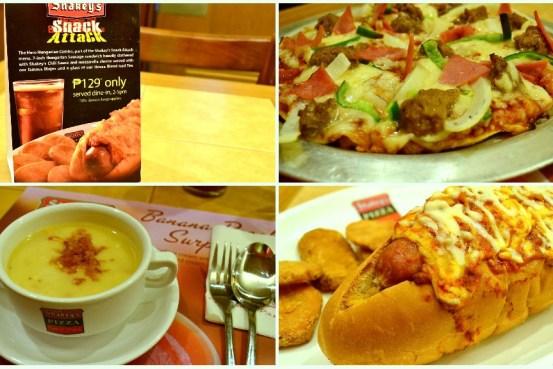 Shakey's Pizza - Combo Meals