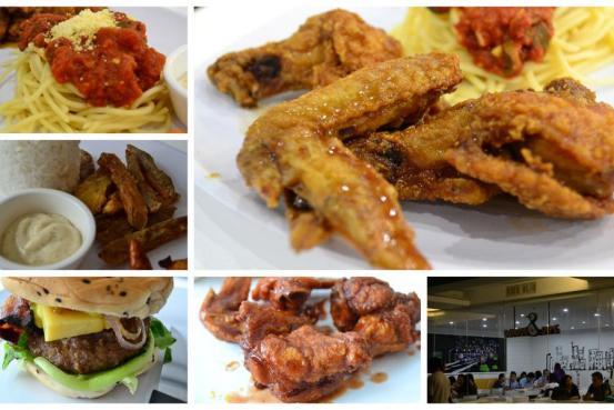 Wings and Dips - Gaisano Mall Davao