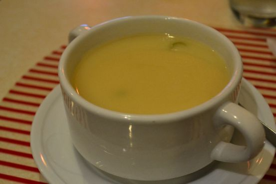 Papa Ching's Restaurant - Asparagus Soup