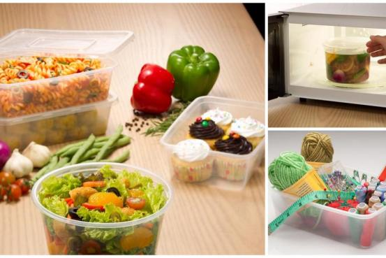 Uratex Ready Wrap Containers