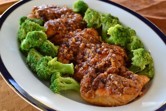 Chicken Mangosteen recipe