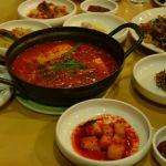 Korean Dining at Somang Kimchi