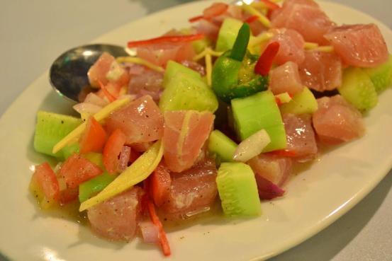 E.Y's Tuna - Kinilaw Regular